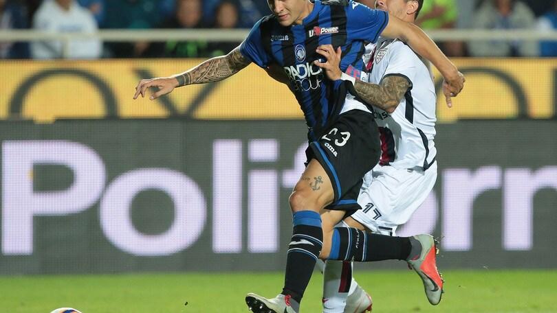 Serie A Atalanta, problema muscolare per Mancini