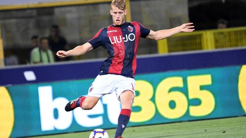 Serie A Bologna, almeno 3 settimane di stop per Helander