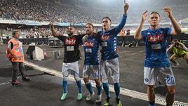 Diretta Napoli-Fiorentina dalle 18: formazioni ufficiali e dove vederla in tv