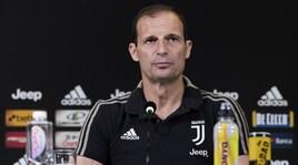 Juventus, Allegri: «Vedo troppa pressione addosso a Dybala»