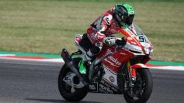 Superbike Portimao, pole a sorpresa di Laverty!