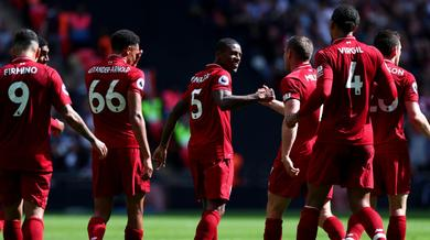 Wijnaldum e Firmino abbattono il Tottenham: il Liverpool è già in fuga