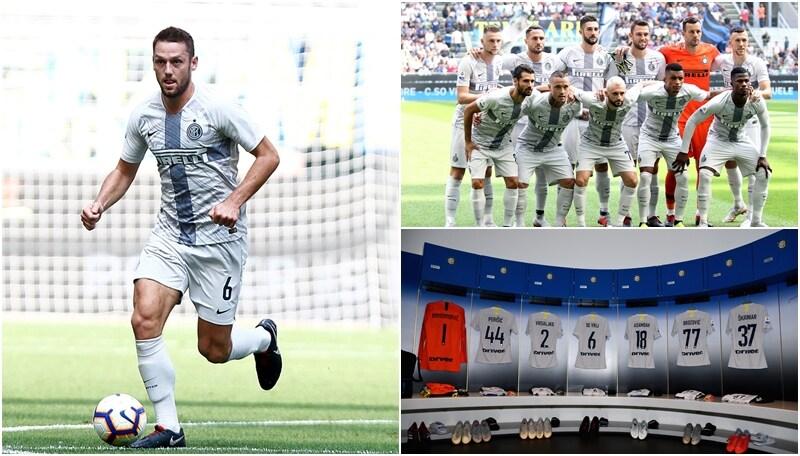 Inter, contro il Parma l'esordio della terza maglia dedicata al Duomo