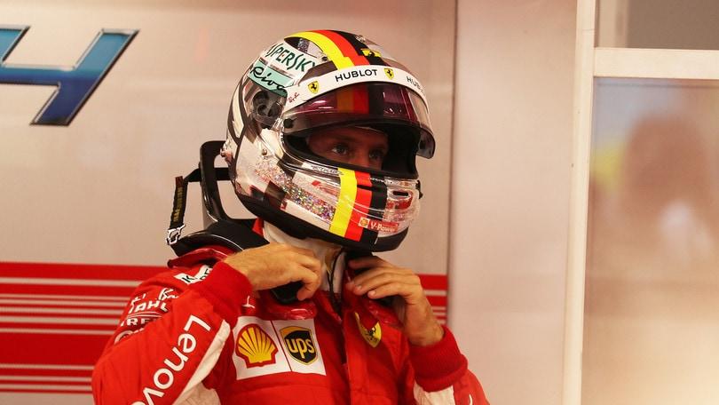 Formula 1, Singapore: Hamilton trionfa, Vettel si accontenta