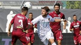 Serie B: Cosenza e Lecce ko, pari del Pescara a Brescia