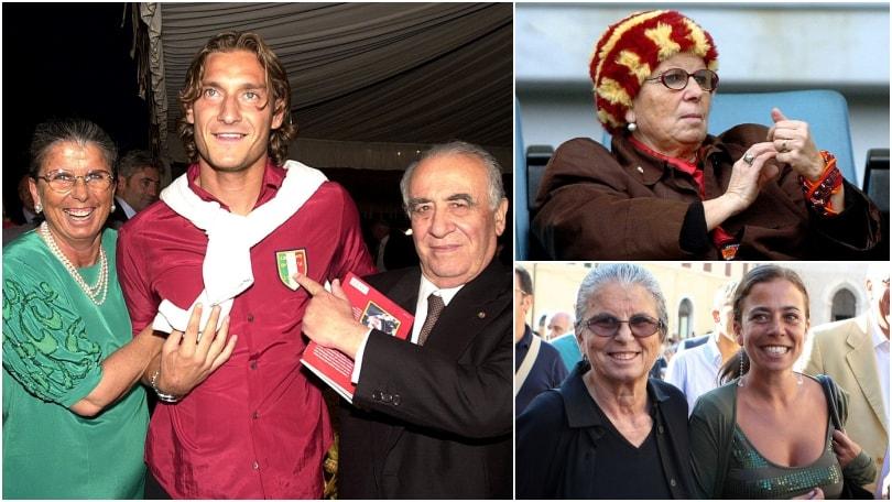 Maria Sensi, una vita per la Roma