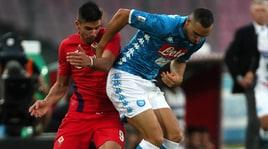 Napoli, Maksimovic punge Sarri: «Con Ancelotti non giocano sempre gli stessi»
