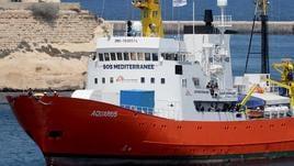 Nave Aquarius naviga verso zona soccorsi