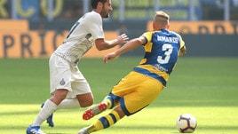 Serie A Parma, perfettamente riuscito l'intervento di Dimarco
