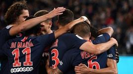 Ligue 1, nessuno tiene il passo del Psg: le seconde già a -5