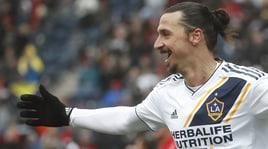 Ibrahimovic, che magia! Il gol capolavoro vale la 500ª rete in carriera