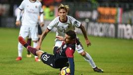 Serie A Cagliari-Milan, formazioni ufficiali e tempo reale alle 20.30. Dove vederla in tv