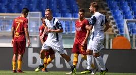 Serie A, Roma-Chievo 2-2: i giallorossi si fanno rimontare due gol