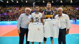 Volley: Mondiali 2018, a Italia e Argentina la maglia del centenario di Mandela