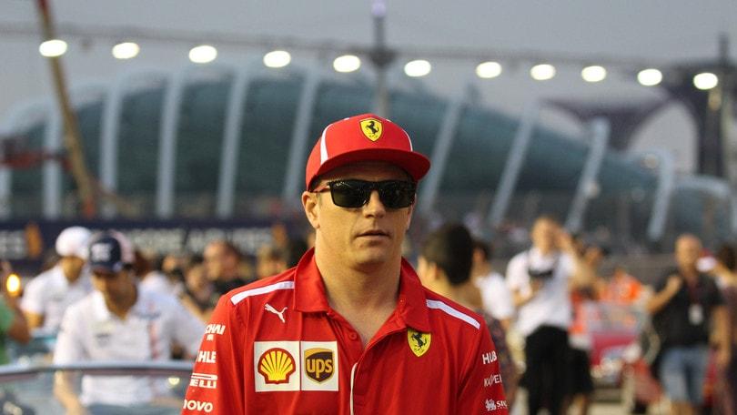 F1 Sauber, Vasseur: «L'ingaggio di Raikkonen sta già fruttando»