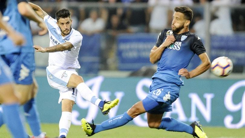 Serie A Empoli-Lazio 0-1, il tabellino