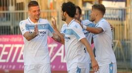 Lazio, blitz a Empoli con un gol di Parolo