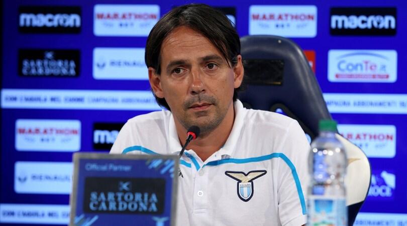Lazio, Inzaghi:«Bene il risultato, ma dovevamo chiuderla prima»