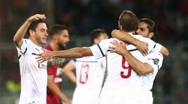 Cagliari-Milan 1-1: Higuain risponde a Joao Pedro