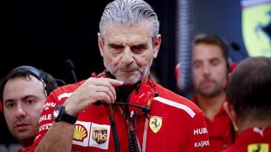 F1 Singapore, Arrivabene: «Nulla è perduto, lotteremo fino alla fine»