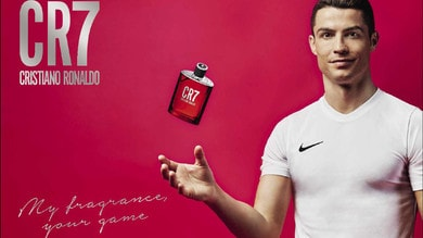 Mavive Spa distributore del profumo CR7