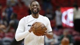 NBA, Wade resta un altro anno agli Heat