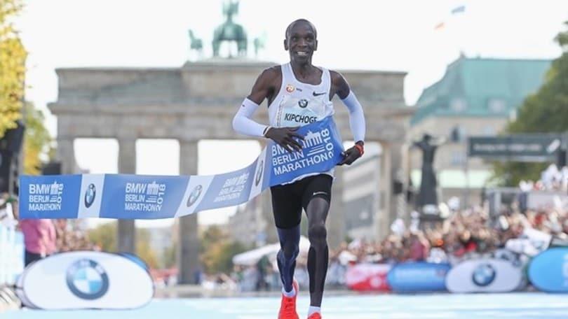 Il Maratoneta Calendario.E Record Del Mondo In Maratona Per Eliud Kipchoge