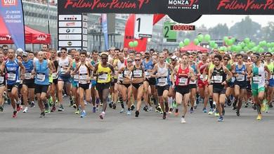 Monza21 Half Marathon, Straneo e Dossena in prima linea