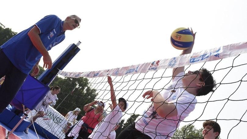 Volley: Gioca Volley S3 in Sicurezza, il tour riparte da Torino