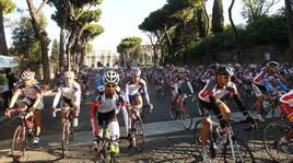 Granfondo Campagnolo Roma VII: in bici su strade chiuse tra storia e panorami mozzafiato