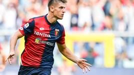 Serie A Genoa, Perinetti: «Piatek ha ancora grandi margini di miglioramento»