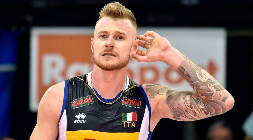 Volley, Ivan Zaytsev: