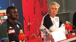 Ancelotti: Napoli eccitato, vogliamo passare il turno