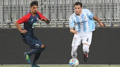 Serie C, Gozzano-Entella 1-3. I liguri strapazzano la neopromossa con Nizzetto e Mota