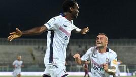 Serie B, Livorno-Crotone 0-1: Simy regala ai rossoblu la seconda vittoria consecutiva