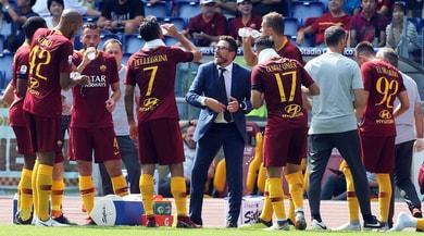 Roma, la difesa non va: a Madrid l'obiettivo è coprirsi