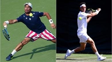 Tennis, Fognini e Cecchinato direttamente al secondo turno degli Open di S. Pietroburgo