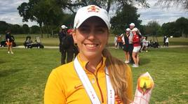 Shock nel golf: assassinata Celia Barquin