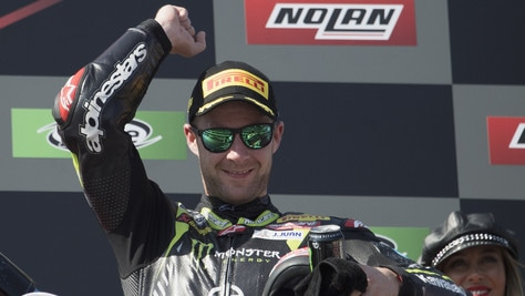 Superbike Kawasaki, Rea: «L'obiettivo è di provare a vincere il campionato a Magny-Cours»