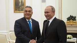 Putin a Orban, Ungheria partner chiave