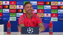 Sergio Ramos e i problemi con l'italiano