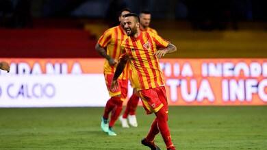 Serie B Insigne Jr: «Sogno lo scudetto al Napoli e il Benevento in A»