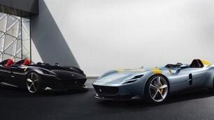 Ferrari Monza SP1 e SP2: foto