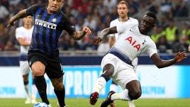 Champions League Inter-Tottenham 2-1, il tabellino