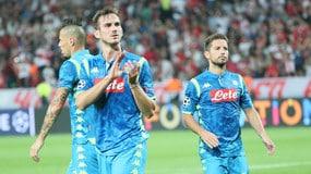 Il Napoli ringrazia i tifosi azzurri al Marakana
