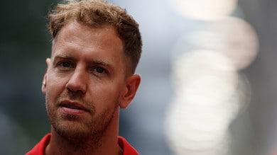 F1 Ferrari, Vettel: «Posso ancora diventare campione del mondo»