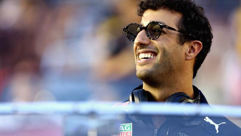 F1, Ricciardo: «Lotteremo per il podio nel 2020»
