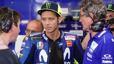 MotoGp Yamaha, Rossi: «Vogliamo tornare sul podio»