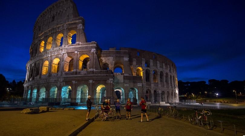 Granfondo Campagnolo Roma presenta le 7 Meraviglie Romane