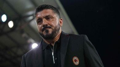 Europa League Milan, i convocati di Gattuso per il Dudelange